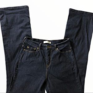 Levi's bootcut 512 Perfectly slimming jean size 10